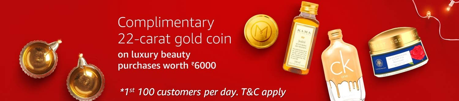 Gold coin offer