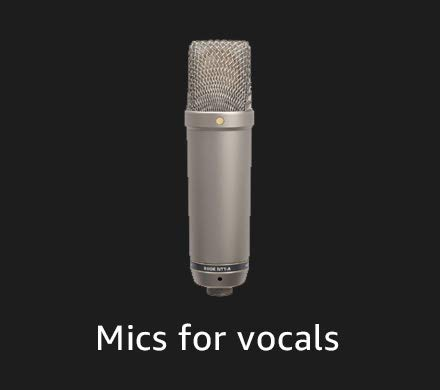 Amazon in: Mic & recording: Musical Instruments