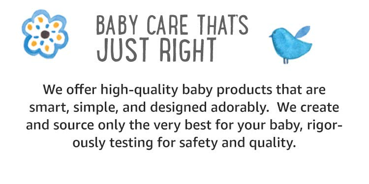 Baby care thats just right