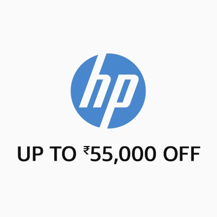 HP - Up to Rs.55,000 off
