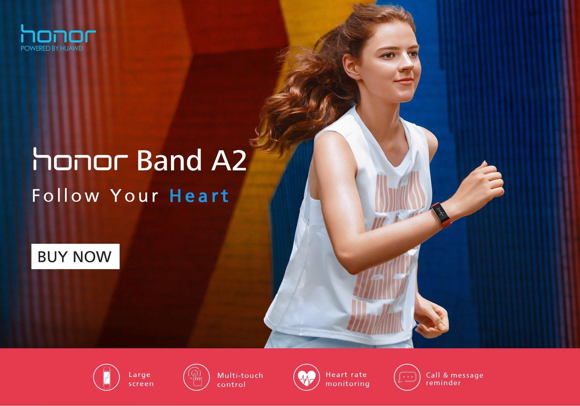 Honor Band A2