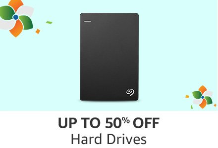 UP TO 50% OFF Hard Drives