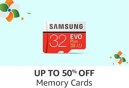 UP TO 50% OFF Memory Cards