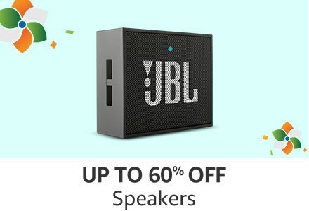 UP TO 60% OFF Speakers