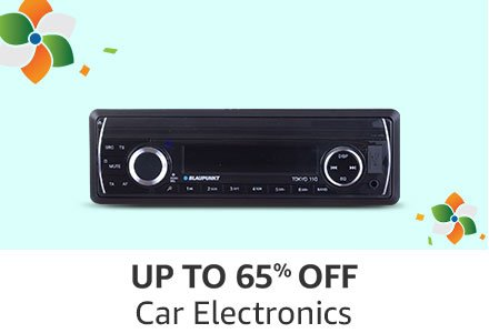 UP TO 65% OFF Car Electronics