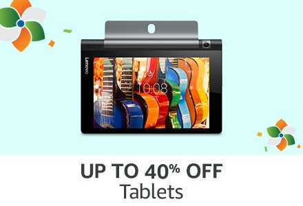 UP TO 40% OFF Tablets