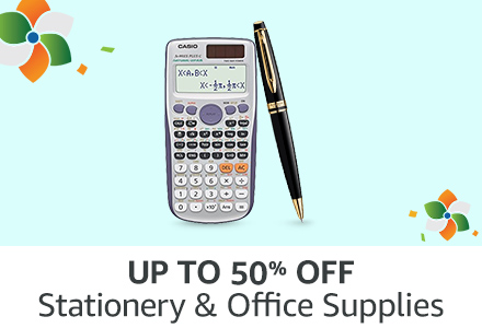 UP TO 50% OFF Stationery & Office Supplies