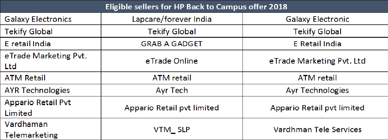 Amazon in: HP- Back to College: Computers & Accessories