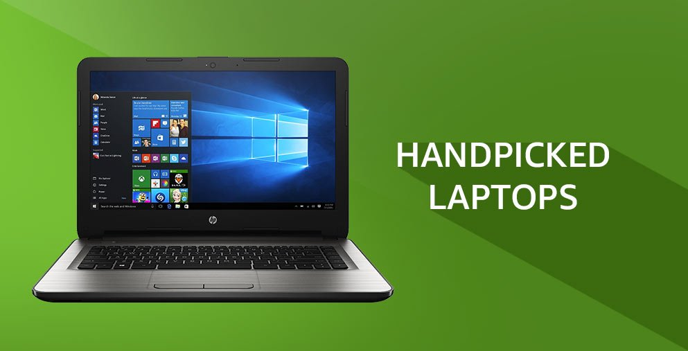 Handpicked Laptops
