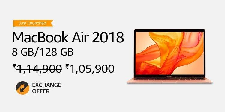 MacBook Air 2018 8GB/128GB