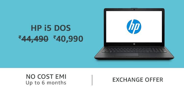 HP i5 DOS