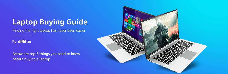 Laptops buying guide
