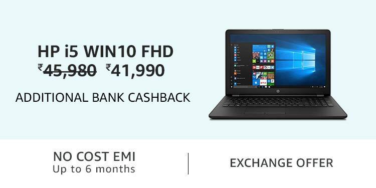 HP i5 Win10 FHD