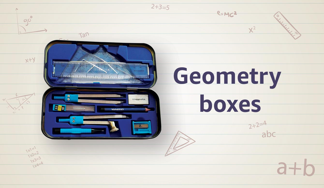 geometry boxes