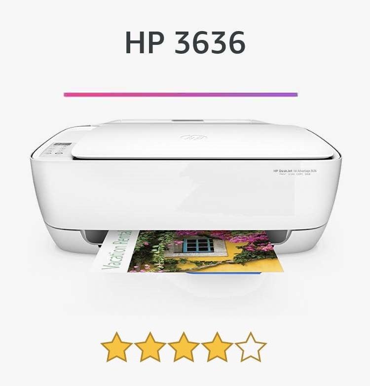 HP 3636