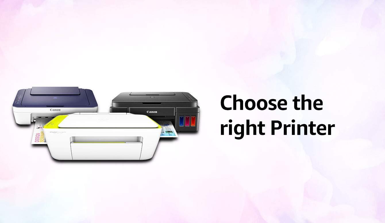 choose the right printer