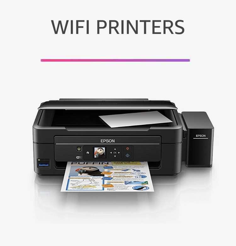 Wifi printers