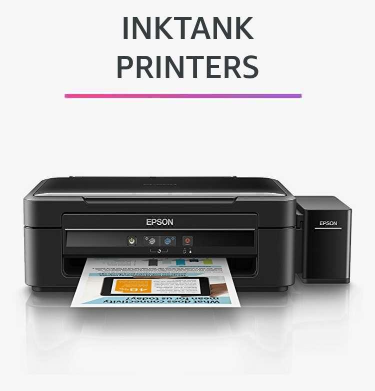 Inktank printers