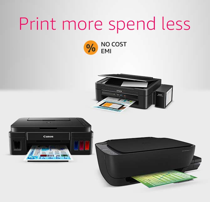 Print more spend less