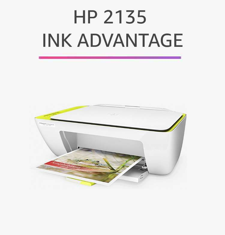 HP 2135 Ink Advantage