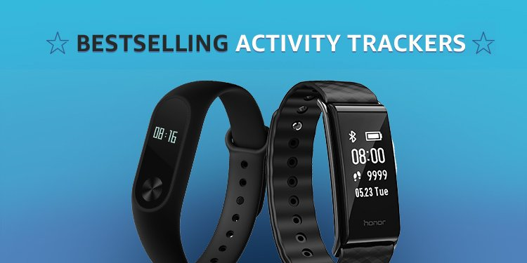 Bestselling Activity Trackers