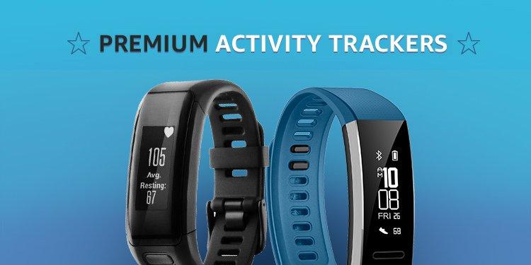 Premium Activity Trackers