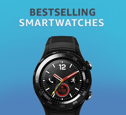 Bestselling smartwatches
