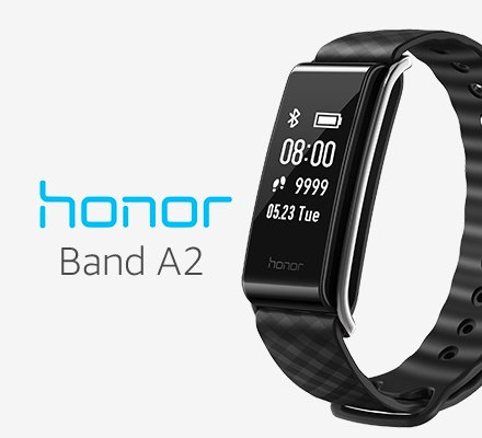 Honor band A2