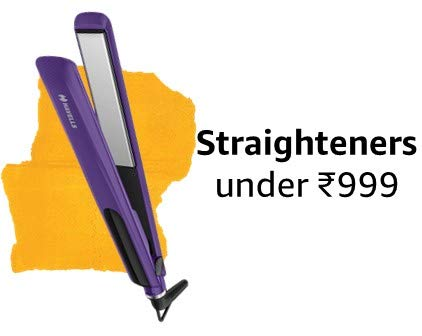 Straighteners