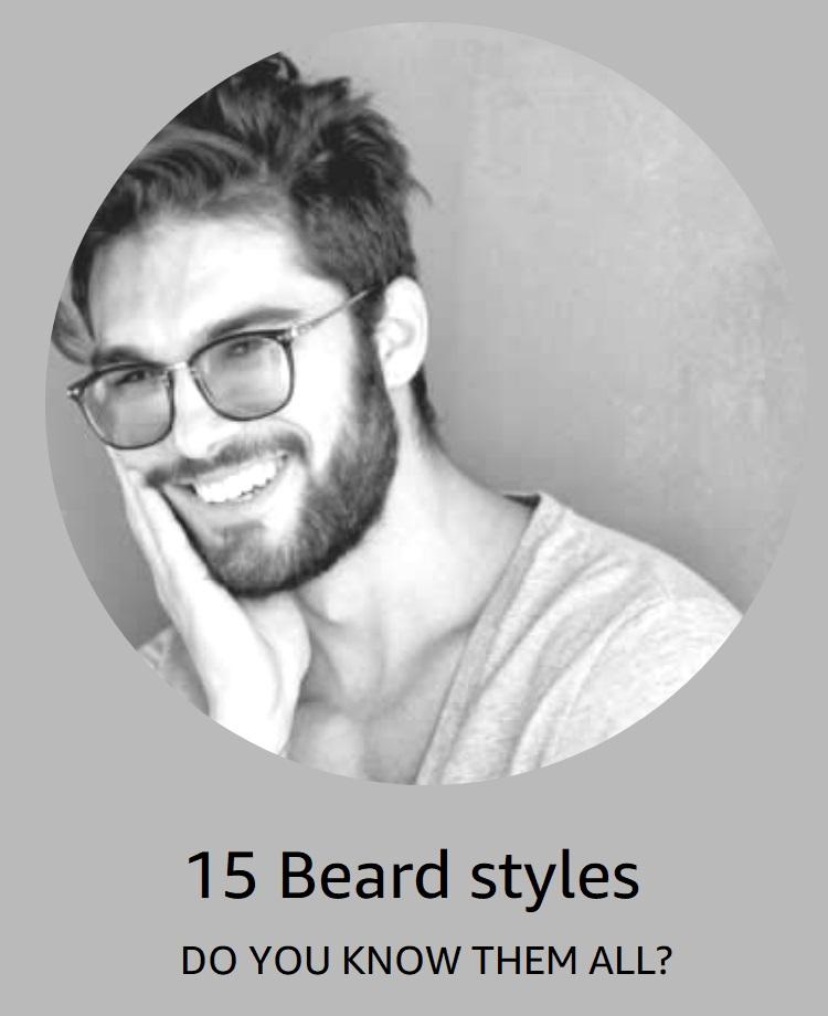 15 beard styles