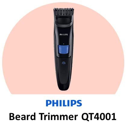 Beard Trimmer QT4001