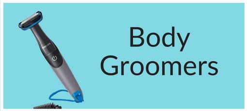Body groomers