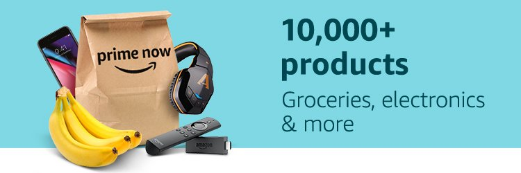 10,000+ products