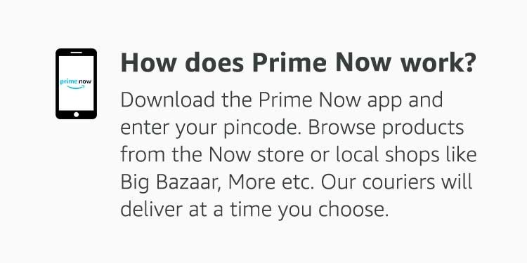How does Prime Now work?