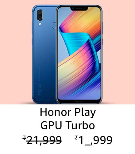 Honor Play Turbo