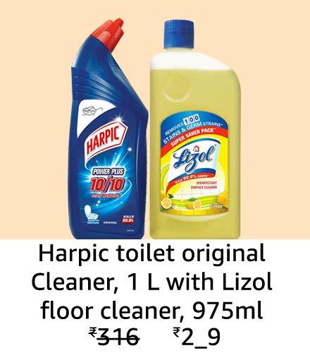 Harpic Toilet