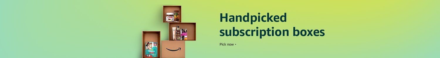 Handpicked subscription boxes