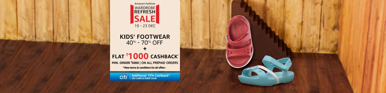 Kids' Shoes: 40%-70% off