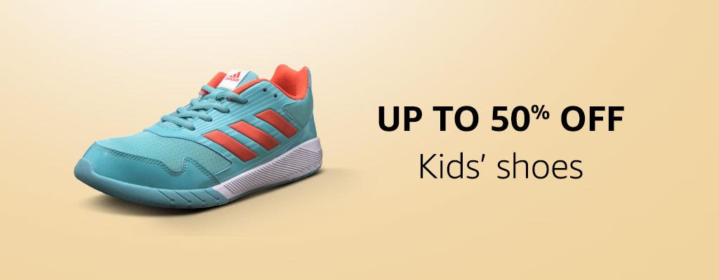 Online shopping for kids footwear