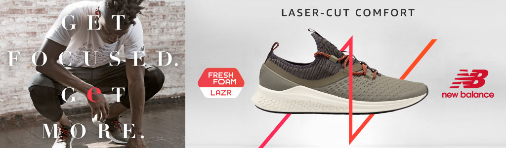 New Balance Lazr