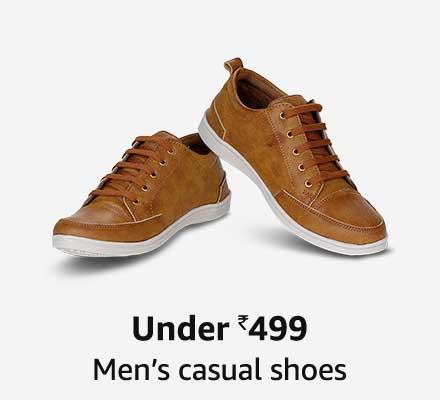 Men's casual shoes under 499