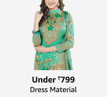 Under 799 dress material