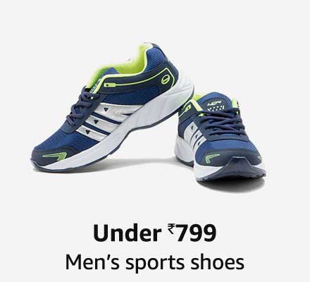 Sports shoes under 799