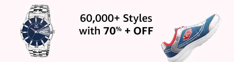 70%+ off