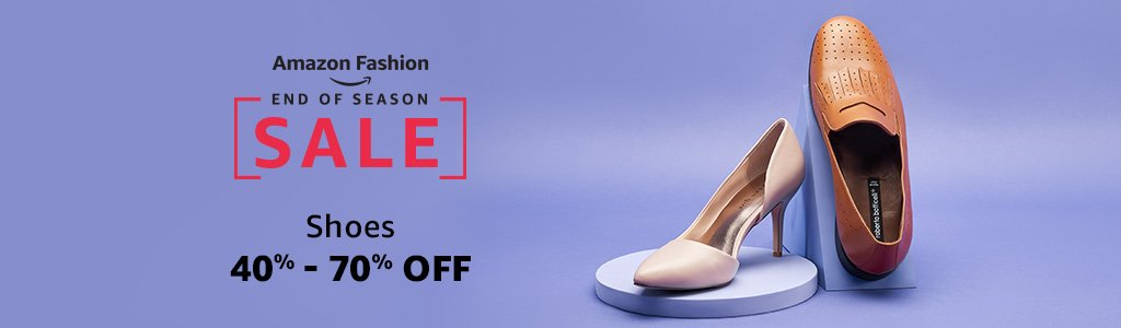40% - 70% off Shoes