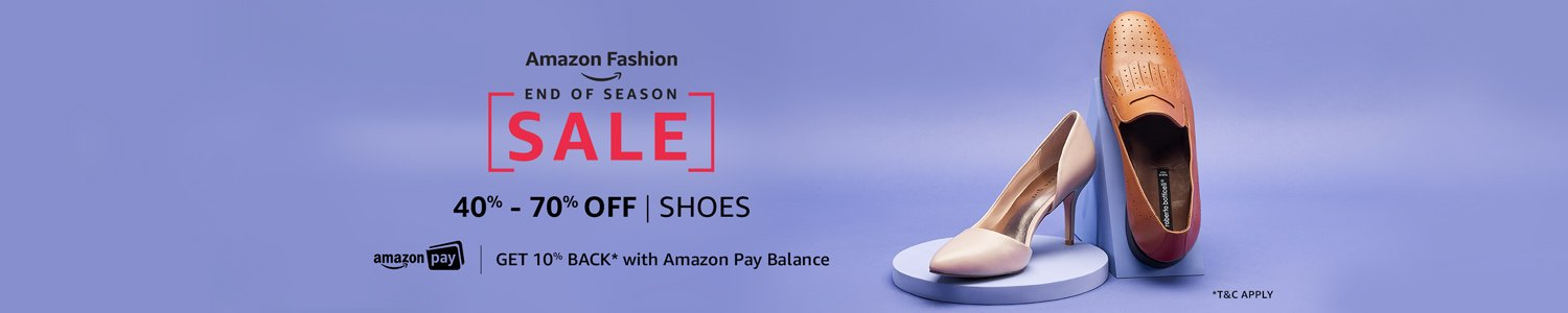 Flat 40% off: New launches