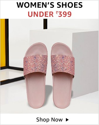 Women's Shoes under Rs.399