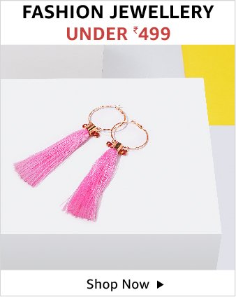 Fashion jewellery under 499