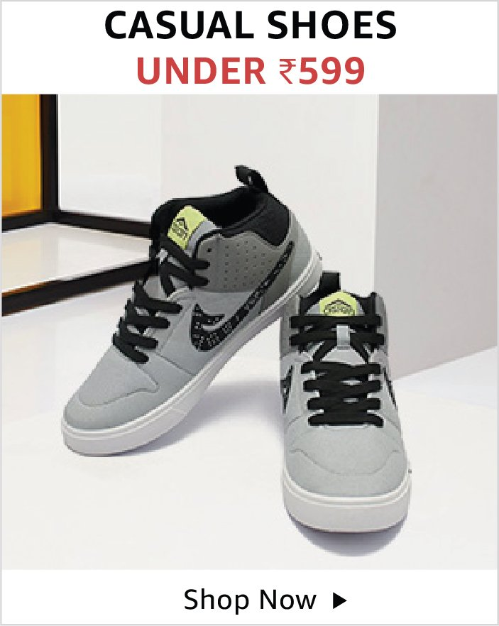 Mens shoes under 599