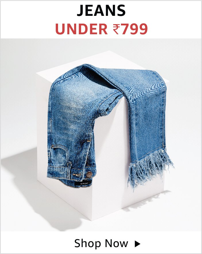 Mens Jeans under 799